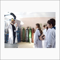 Day of Open Doors in Boreskov Institute of Catalysis