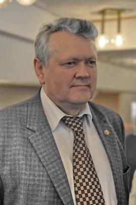 Aleksandr Aseev, academician