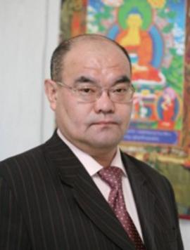 Базаров Борис Ванданович