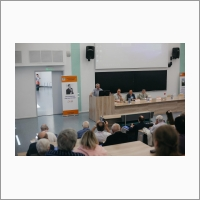 Открытие Международной конференции «Актуальные проблемы вычислительной и прикладной математики 2019» (АПВПМ-19) в рамках Марчуковских научных чтений, 1-5.07.2019, Новосибирск