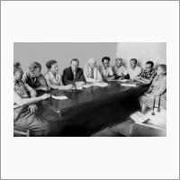 Ученый совет НИОХ. 1961 год