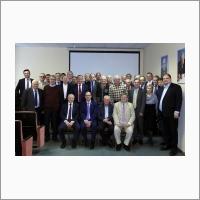 Торжественное заседание Ученого совета ИВМиМГ СО РАН 1 февраля 2019 года, посвященное 55-летнему юбилею начала деятельности Института