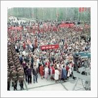 Митинг, Май 1982 года