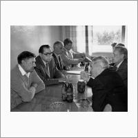 Обсуждение проблем Байкала. 1988 год