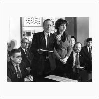 Подписание договора 1990 год