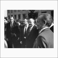 Визит М.С. Горбачева. 1988 год