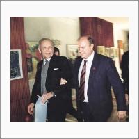 Предвыборная поездка Г.А. Зюганова. 1996 год