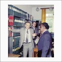 Проф. Ч.Н.Р. Рао 1986 год