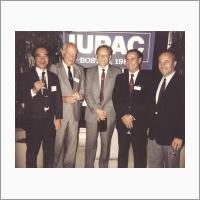 1987 год. Избрание президентом ИЮПАК