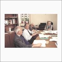 Заседание Координационного комитета ИЮПАК