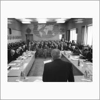 Заседание Президиума СО РАН. 1996 год
