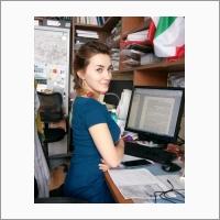Светлана Владимировна Шнайдер, старший научный сотрудник ИАЭТ СО РАН, кандидат наук