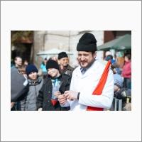 Илья Зверков, д.т.н., с.н.с. ИТПМ СО РАН, главный идейный вдохновитель Ракетного фестиваля (Автор фото – Танюшин Алексей).