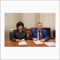 Подписание соглашения о сотрудничестве ИАиЭ СО РАН с Чанчуньским университетом науки и технологий (Китай)  12.05.2016