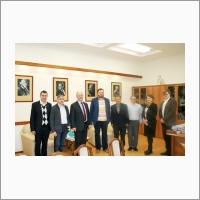 Делегация учёных из Мексики с рабочим визитом в НИОХ СО РАН.