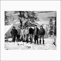 Еще-уже в горах белеет снег… ГИН СО РАН