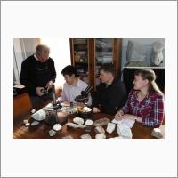 Обучение молодого поколения геологов. К.г.-м.н. Г.С. Рипп. ГИН СО РАН