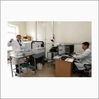 Лаборатория инструментальных методов анализа ГИН СО РАН. Группа ICP-масс спектрометрии, работы на масс-спектрометре с индуктивно-связанной плазмой Element XR.