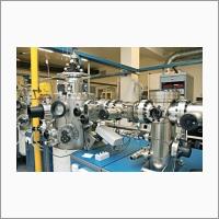 Комплекс полупромышленной сверхвысоковакуумной  установки для роста полупроводниковых структур ГЭС МЛЭ КРТ