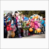 Парад участников Ракетного фестиваля -2018. (Автор фото – Кратова Ю.В.)