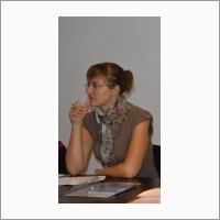 Тарасова Ольга Владиславовна К.э.н. Старший научный сотрудник отдела территориальных систем, Председатель Совета Молодых ученых ИЭОПП СО РАН