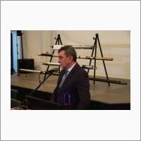Визит полномочного представителя Президента РФ в СФО С.И. Меняйло в ИНГГ СО РАН (февраль 2017)