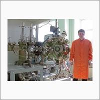 Установка молекулярно-лучевой эпитаксии «Катунь-С» для роста полупроводниковых наногетероструктур из материалов In, Al, Ga, As, Sb, P