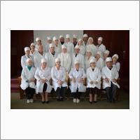 Коллектив научных сотрудников института