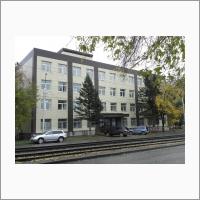 Фасад здания ФГБНУ СибНИИС