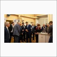 Заседание Объединенного ученого совета СО РАН по нанотехнологиям и информационным технологиям в ИАиЭ СО РАН 03.12.2015