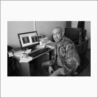 Аникин Г.В.  к.ф.-м.н., старший научный сотрудник Института криосферы Земли СО РАН, фото  А.А. Мельниковой