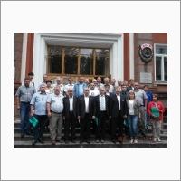 Участники научно-производственной системы «Сибирские семена» из регионов России и Республики Казахстан, г. Омск июль 2015 года.