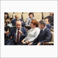 "На церемонии закрытия фестиваля ""Наука 0+""."