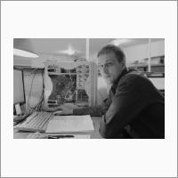 Решетников А.М., к.т,н., старший научный сотрудник Института криосферы Земли СО РАН, фото  А.А. Мельниковой