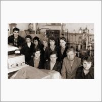 Отдел биохимии Института органической химии СО РАН СССР (лаборатория химии природных соединений), 60-е годы