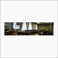 Заседание Центра научного обеспечения при МСХиП Омской области, «Сибирский НИИСХ», г. Омск.