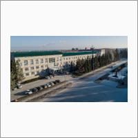 Главный корпус ФИЦ «Институт цитологии и генетики СО РАН»