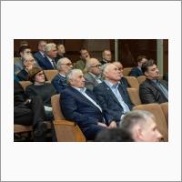 Заседание Академического собрания Иркутского филиала СО РАН 19 декабря 2019 г.