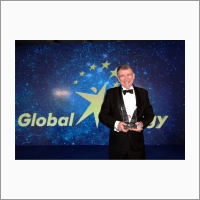 Academician Valentin Parmon is awarded with Global Energy Prize, photo by Global Energy Prize
