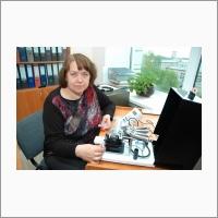 Антонова Ирина Вениаминовна, в.н.с., д.ф.-м.н. ИФП СО РАН.