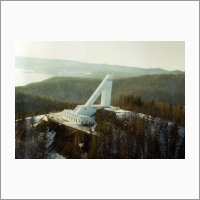 Байкальская астрофизическая обсерватория. Большой солнечный вакуумный телескоп.