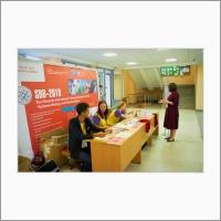 Открытие 11-й Школы молодых ученых «Системная биология и биоинформатика», проведенной ФИЦ ИЦиГ СО РАН с 24 по 28 июня 2019 года