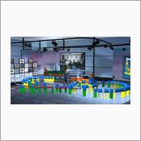 Многофункциональная интерактивная система для обучения и презентаций на базе технологии интегрированной виртуальной реальности