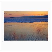 Озеро Байкал, фото Евгения Усова