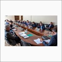 Заседание ИрФ СО РАН и членов Правительства Иркутской области 23 марта 2020 года