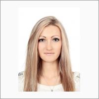 Космачева Алина Юрьевна – младший научный сотрудник лаборатории проблем геологии, разведки и разработки месторождений трудноизвлекаемой нефти ИНГГ СО РАН