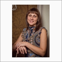 Юлия Викторовна Коваленко, к.ф.-м.н., старший научный сотрудник Лаборатории дискретной оптимизации ОФ ИМ СО РАН