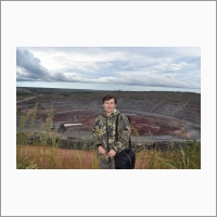 Оксана Викторовна Лунина, доктор геолого-минералогических наук, ведущий научный сотрудник лаборатории тектонофизики, Институт земной коры СО РАН.