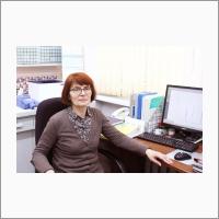 Меженкова Татьяна Владимировна, д.х.н., заведующая лабораторией галоидных соединений НИОХ СО РАН