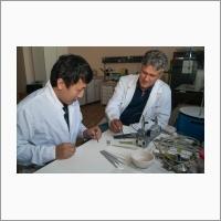 Разработка микротрубчатых твердооксидных топливных элементов в ИХТТМ СО РАН